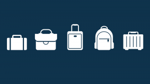 Luggage Buying Guide - Image of Several Types of Suitcases